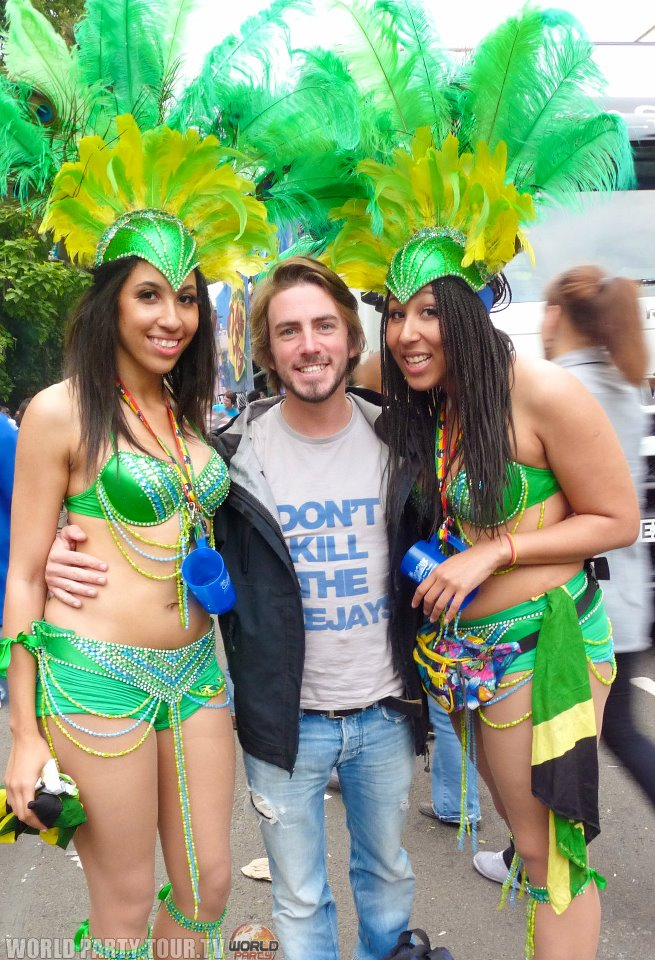 fj nothing hill carnival 2011 world party tour
