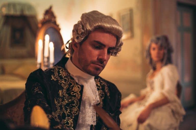 foulques jubert costume venitien musica palazzo venise