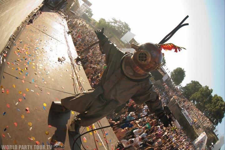 foulques jubert exit festival 2011 world party tour
