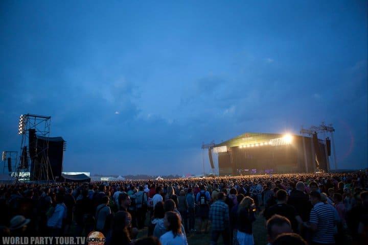 heineken opener festival 2011 main stage