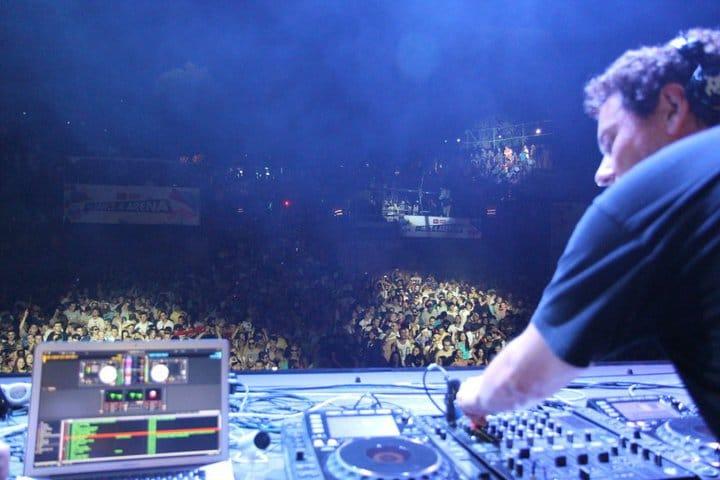 joachim garraud dance arena exit festival 2011 world party tour