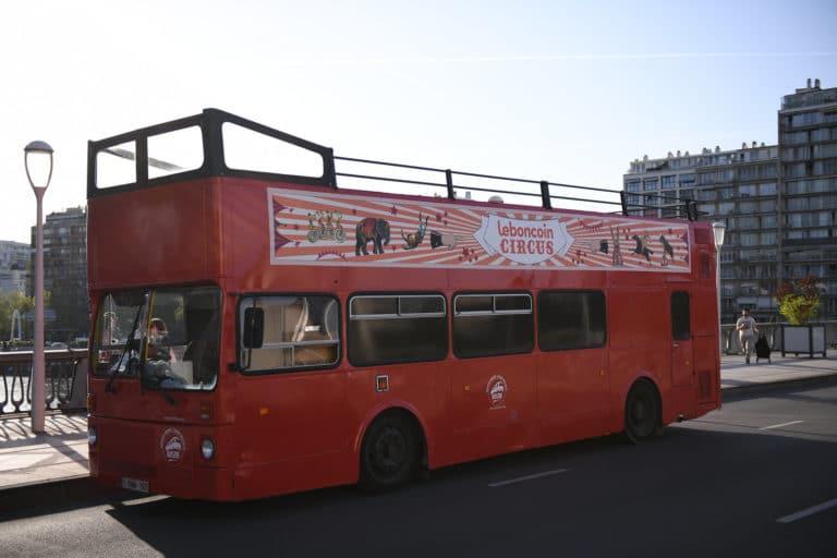 leboncoin circus cirque bormann wato we are the oracle paris bus anglais personnalisation