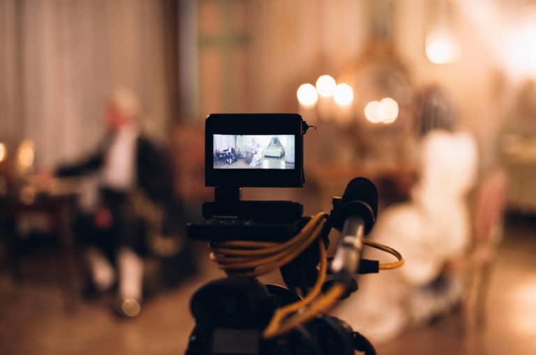 photo de style flou tournage venise sous paris musica palazzo venise