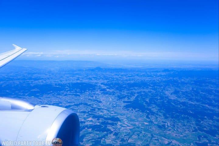 vue reacteur avion 2011